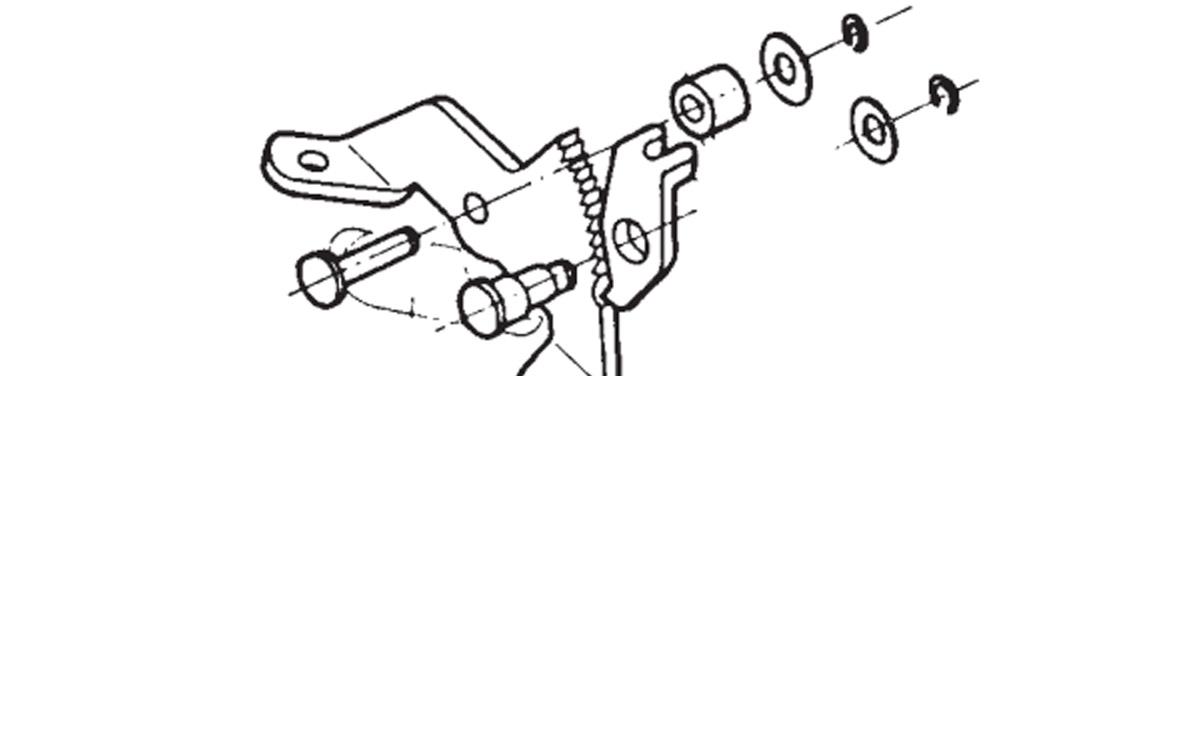 Frenos de mano para remolque de tractor y varios