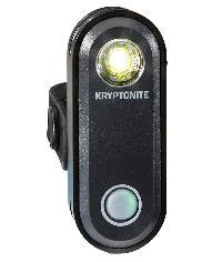 FRONT LIGHT RECHARGABLE FOR BICYCLES KRYPTONITE - AVENUE F-65 (65 LUMEN)