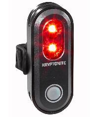 FRONT LIGHT RECHARGABLE FOR BICYCLES KRYPTONITE - AVENUE F-45 (45 LUMEN)