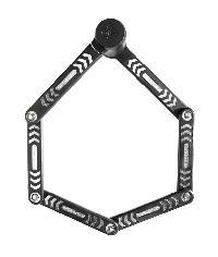 ANTIFURTO PIEGHEVOLE KRYPTONITE - KRYPTOLOK 685 FOLDING LOCK 5mm x 85cm