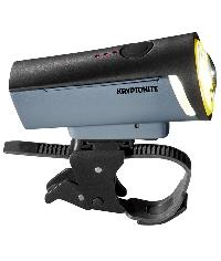 FRONT LIGHT RECHARGABLE FOR BICYCLES KRYPTONITE - INCITE X3 (30 LUX)