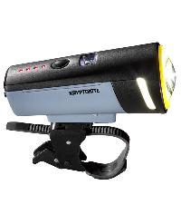 FRONT LIGHT RECHARGABLE FOR BICYCLES KRYPTONITE - INCITE X6 (60 LUX)