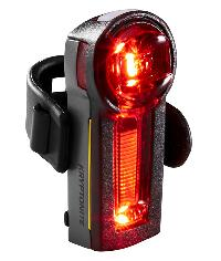 REAR LIGHT RECHARGABLE FOR BICYCLES KRYPTONITE - INCITE XBR (0,2 LUX)