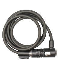 CABLE LOCK KRYPTONITE - KRYPTOFLEX 1230 KEY CABLE (12x3000mm)