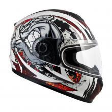302G-MONTREAL rojo metal Talla XS