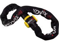 KOVIX KCL12-150 Chaîne intégrée avec alarme (12 mm x 1500 mm)
