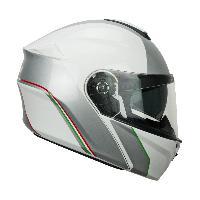 508I-ALV-14 CASCO CONVERTIBLE (XS) 508I BERLINO ITALIA BLANCO VERDE ROJO