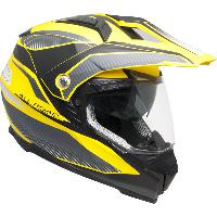 606G- FORWARD amarillo mate Talla S