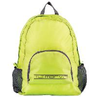 A22- MOCHILA POCKET IMPERMEABLE AMARILLO FLUO (17l.)