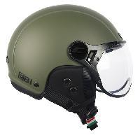 801A-ASA-07 CASCO E-BIKE (XS) 801A EBI MONO VERDE MATE